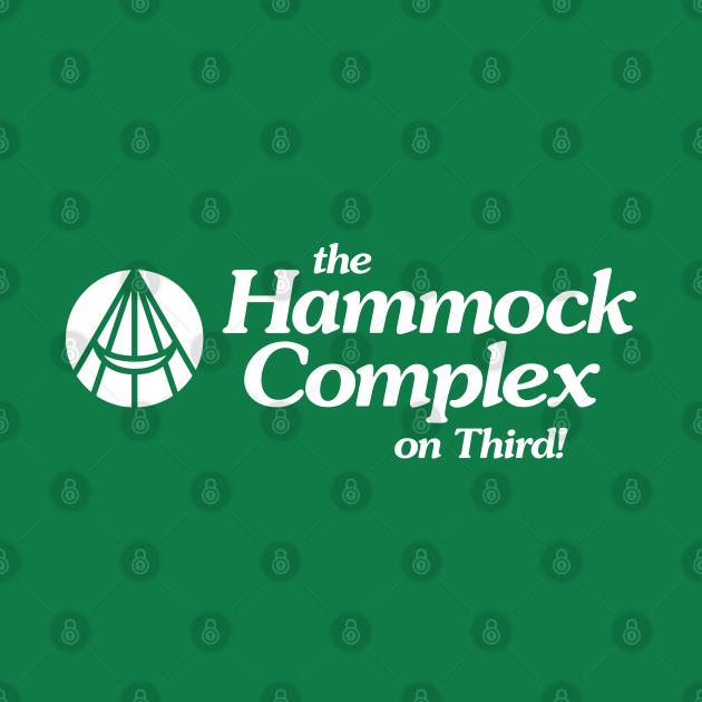 Hammock Complex - Logo Shirt