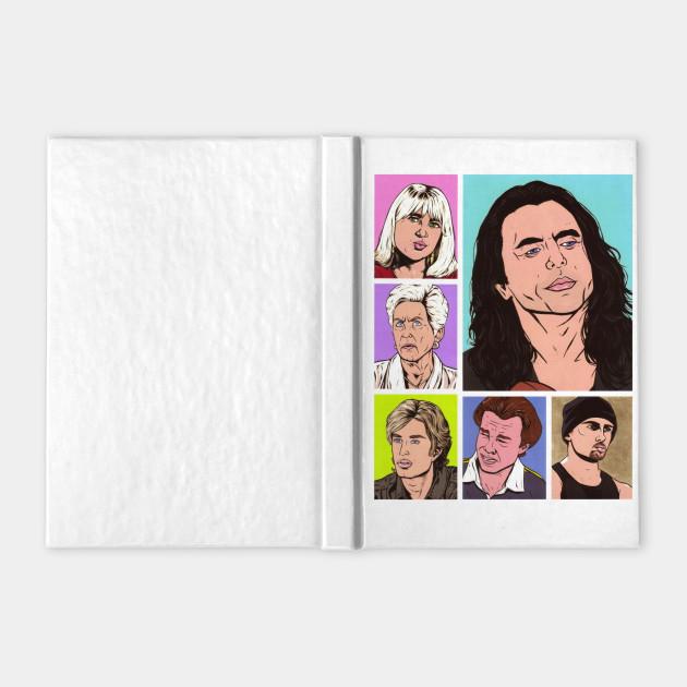 Turddemon Movie Collage