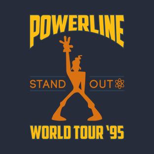Powerline Concert Tee t-shirts