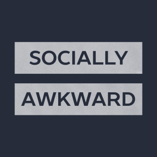 Socially Awkward Introvert T-Shirt t-shirts