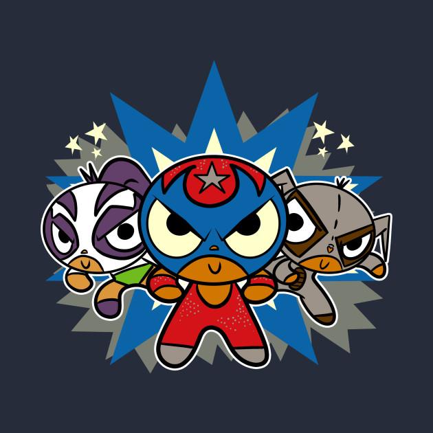 Mucha Lucha Puff T-Shirt
