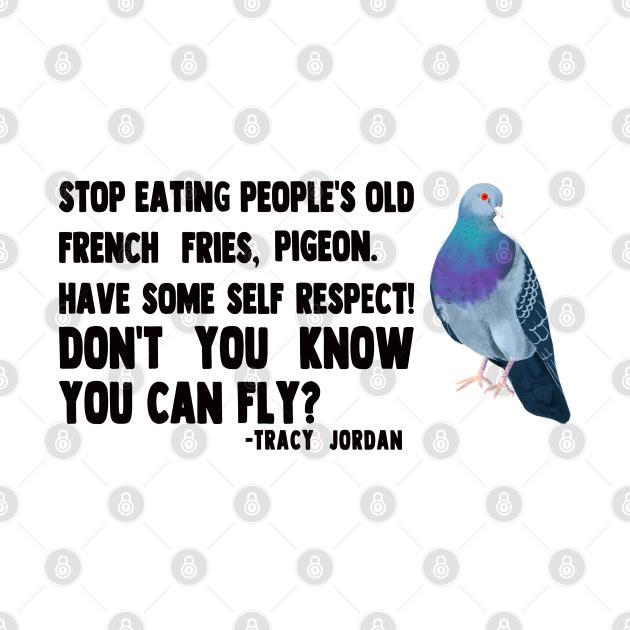 tracy jordan quote