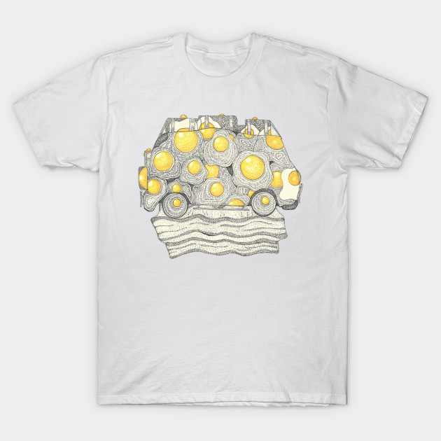 Cholesterol Road T-Shirt-TOZ