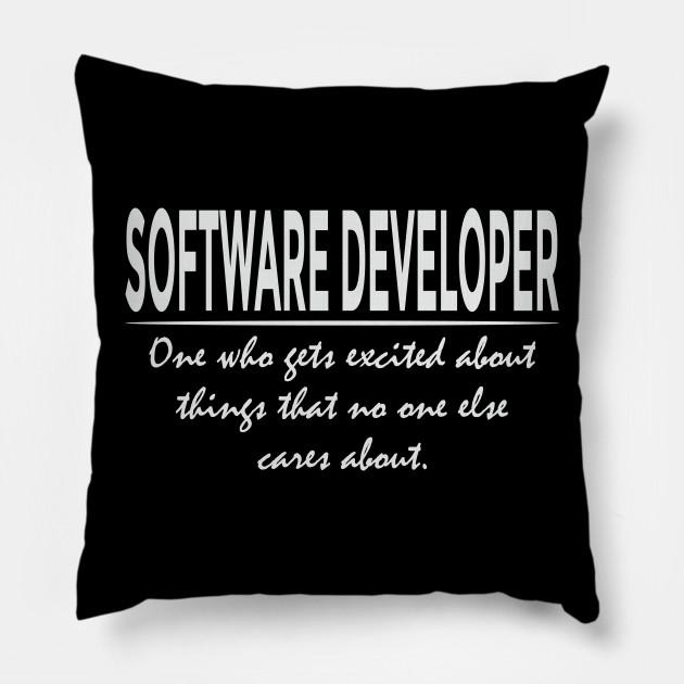 dab1814d Funny Software Developer Definition Cool Programmer T-Shirt ...
