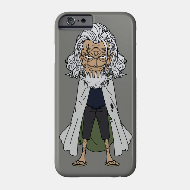 One Piece Rayleigh iphone case