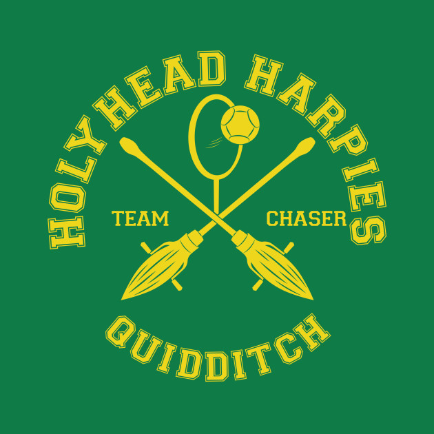 HOLYHEAD HARPIES - TEAM CHASER
