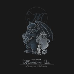 Monsters Inc. Est. 1890 t-shirts