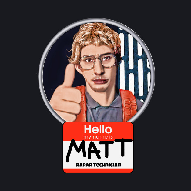 Matt - Radar Technician
