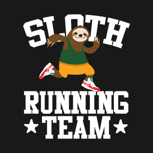 9517cefb7 Sloth Running Team T-Shirt. by thingsandthings. $20. Main Tag ...