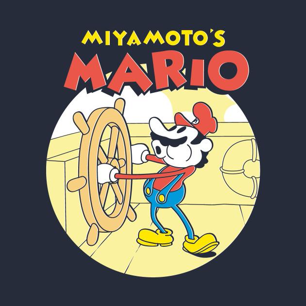 Miyamoto's Mario