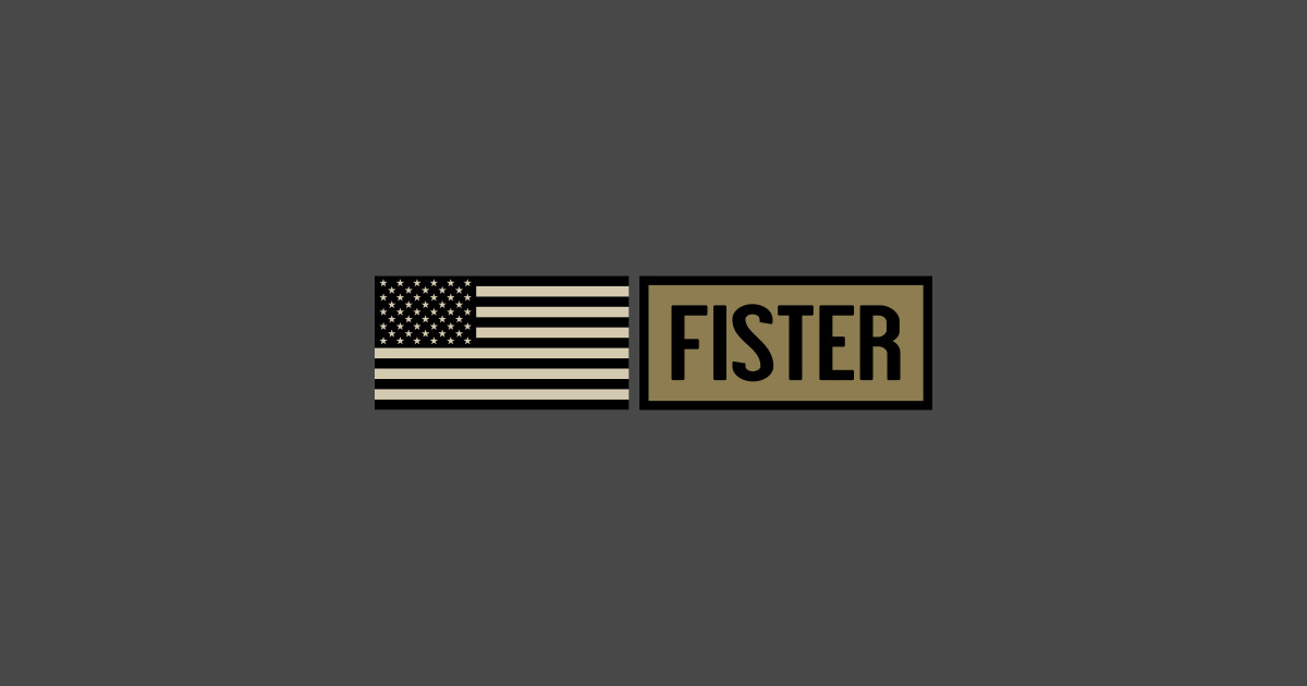 13F - Fister - Fister - T-Shirt