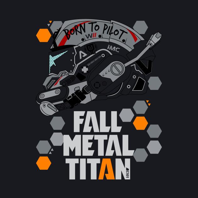 Fall Metal Titan