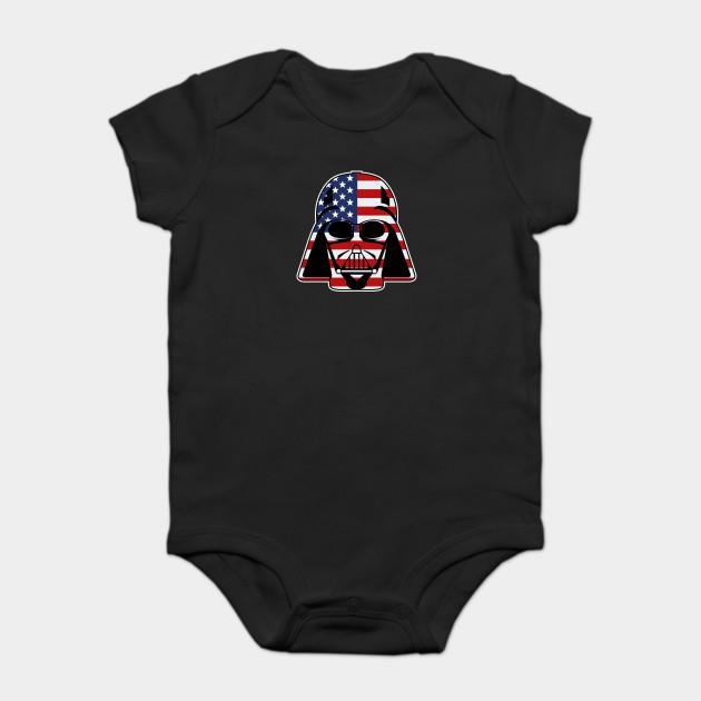 Body bebé Darth Vader Kitty