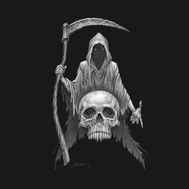 Reaper and Skull