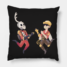 Team Fortress 2 Pillows Page 3 | TeePublic