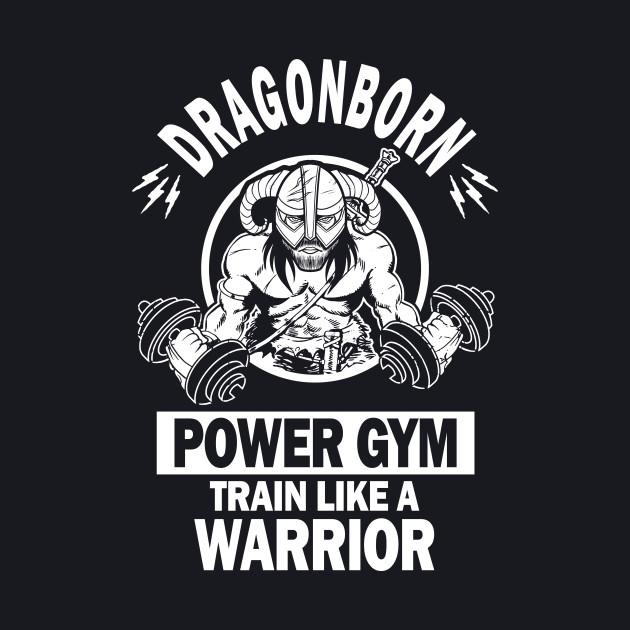 Dragonborn Power Gym, Train Like A Warrior