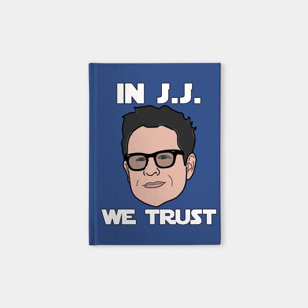 In J.J. We Trust - Bobble Head