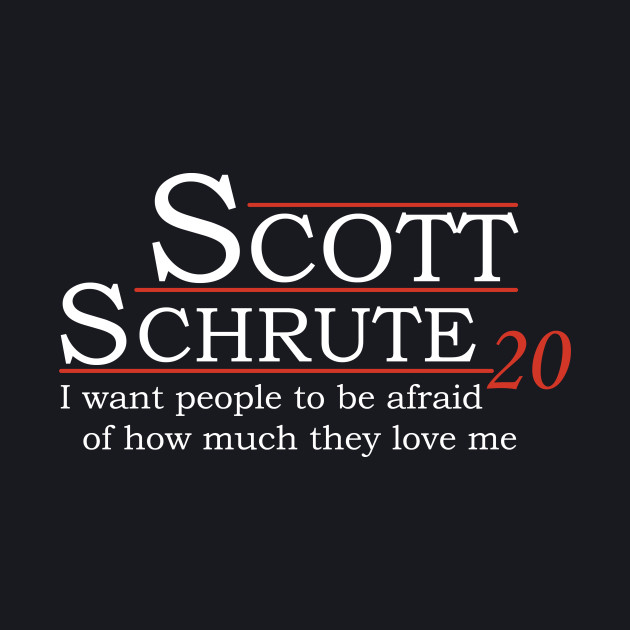 Scott Schrute 2020