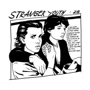 Stranger Youth White t-shirts