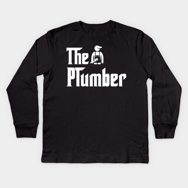 Plumber Because Freakin Miracle Worker Official Job Title T-Shirt Tee Tradesmen