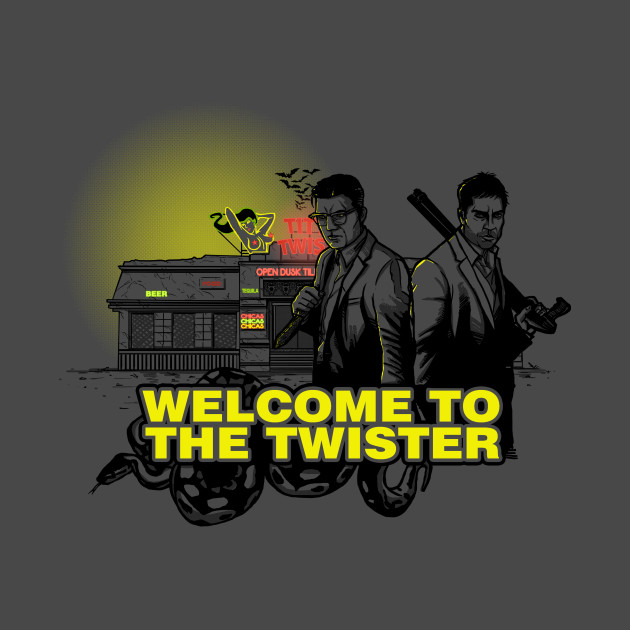 Welcome To The Twister T-Shirt