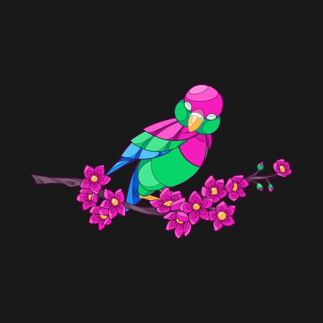 Pride Birds - Polysexual