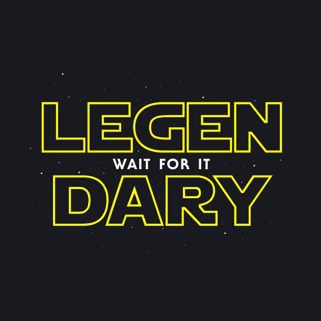 The Legend Awakens