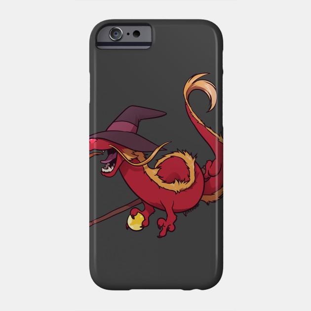 cute dragon wizard dragon phone case teepublic