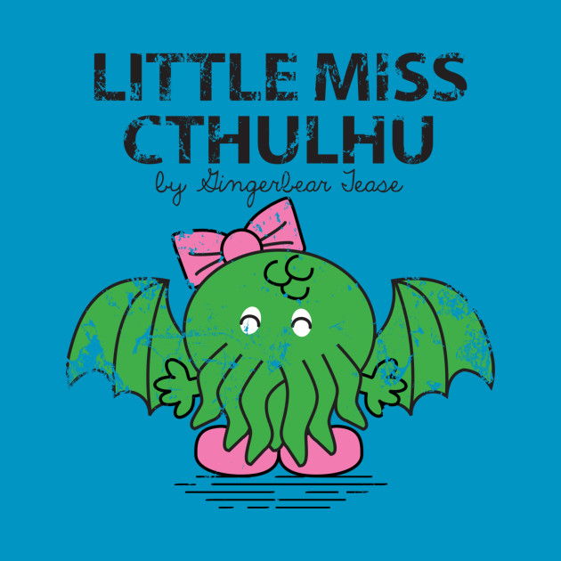 LITTLE MISS CTHULHU
