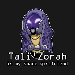 Tali'Zorah Is My Space Girlfriend