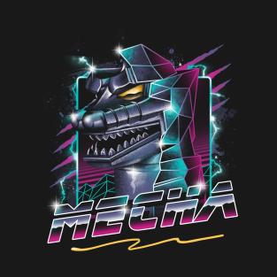 Rad Mech Kaiju t-shirts