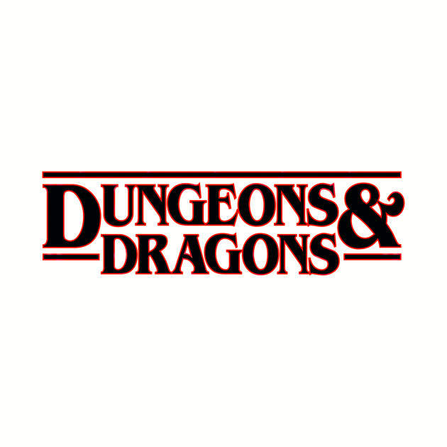 Stranger Things meets Dungeons and Dragons