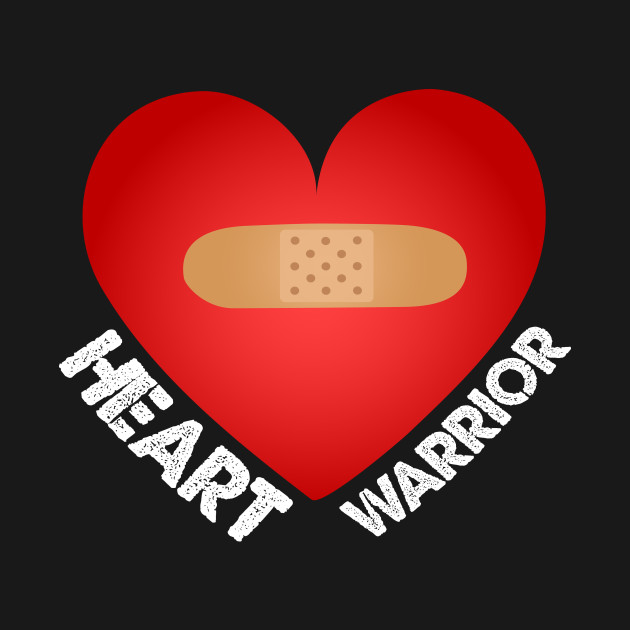 Heart Disease Awareness Gift Heart Warrior Gifts Heart Disease