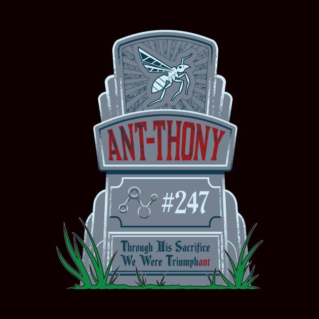 Triumphant Ant-thony