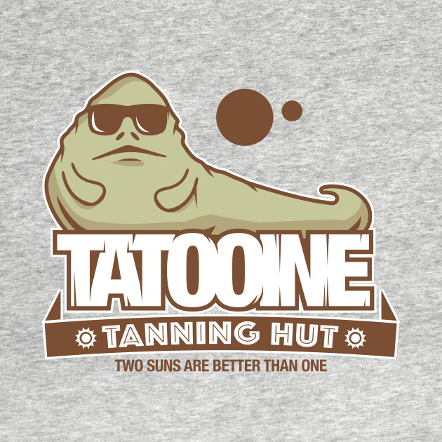 Tatooine Tanning Hut
