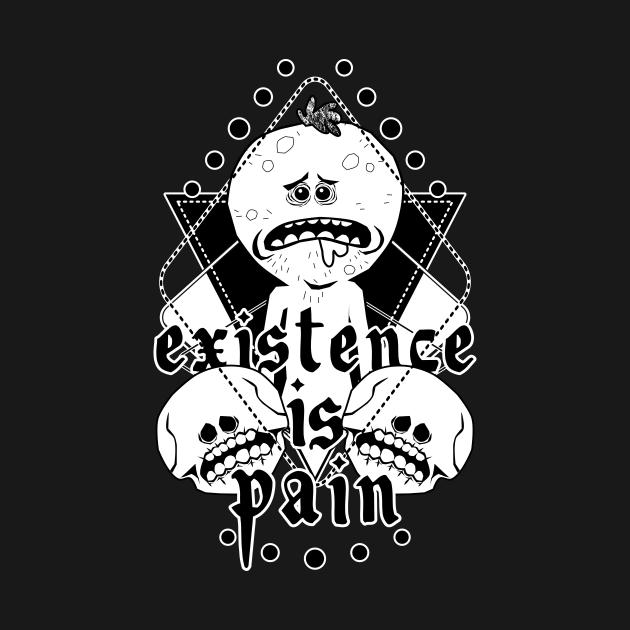 Mr. Meeseeks - Existence is pain