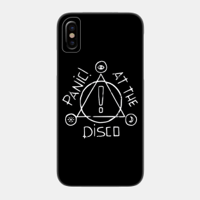 Panic At The Disco Phone Cases Iphone And Android Teepublic