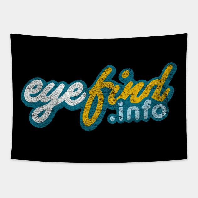 """Eyefind.info"" GTA Website Print"