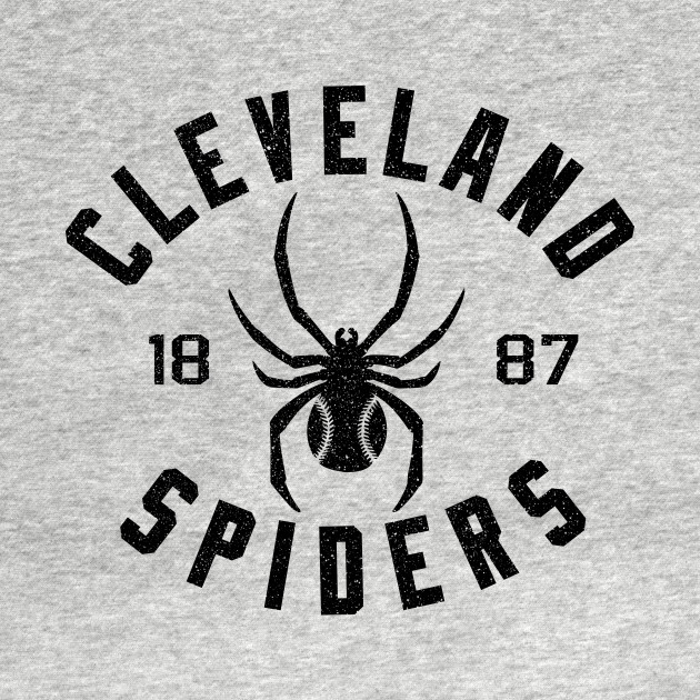 DEFUNCT - CLEVELAND SPIDERS 1887