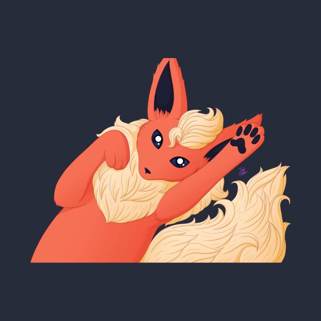 Magic Fire Doggo