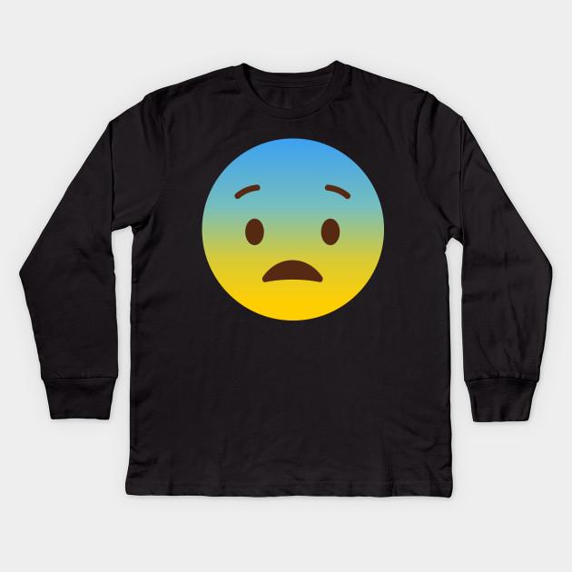 Emoji Depressed Tired Sad Face