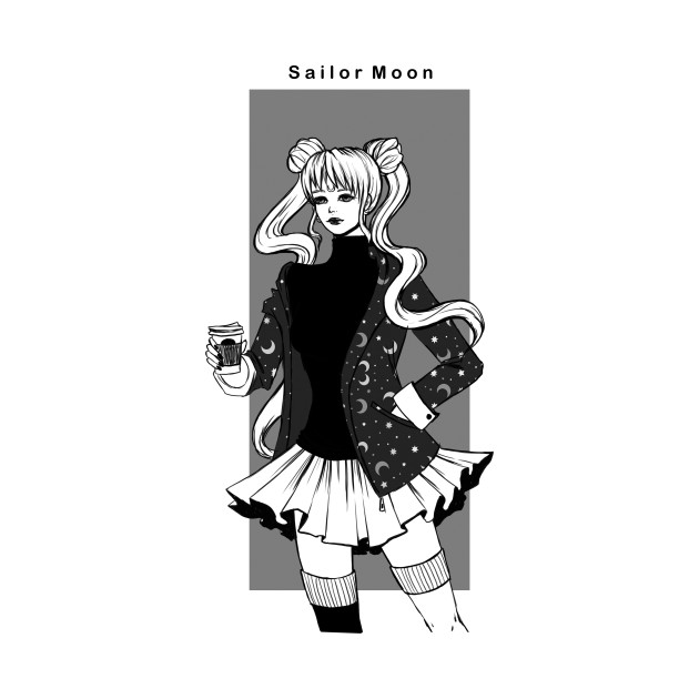 Cute Sailor Moon