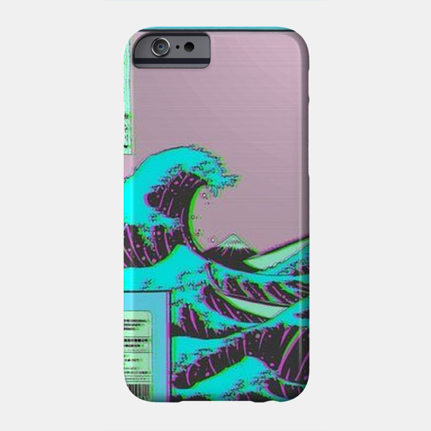 iphone xr case vaporwave