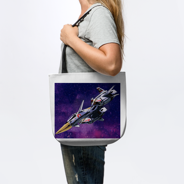 Asplenia Studios VF-4 Lightning III (w/ background)