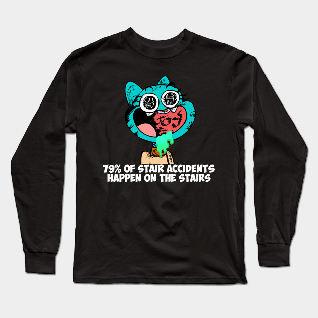 T The Of Sleeve Amazing Gumball ShirtTeepublic World Long CshrxQdt
