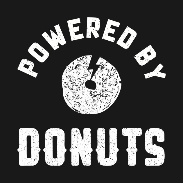 Powered By Donut