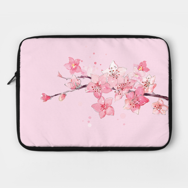 Summer I Laptop Sleeve Blossom