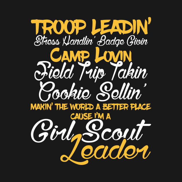 ae70f2c7e Love Scouting Girl Scout Leader Gift Love Scouting Girl Scout Leader Gift