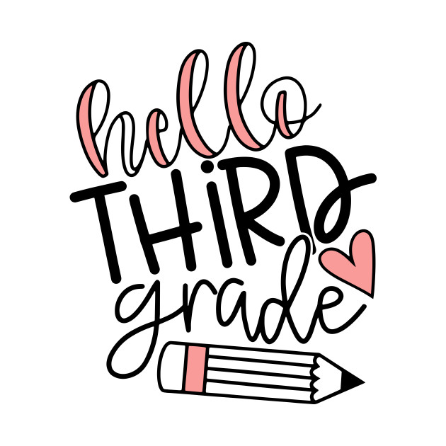 Image result for hello third grade