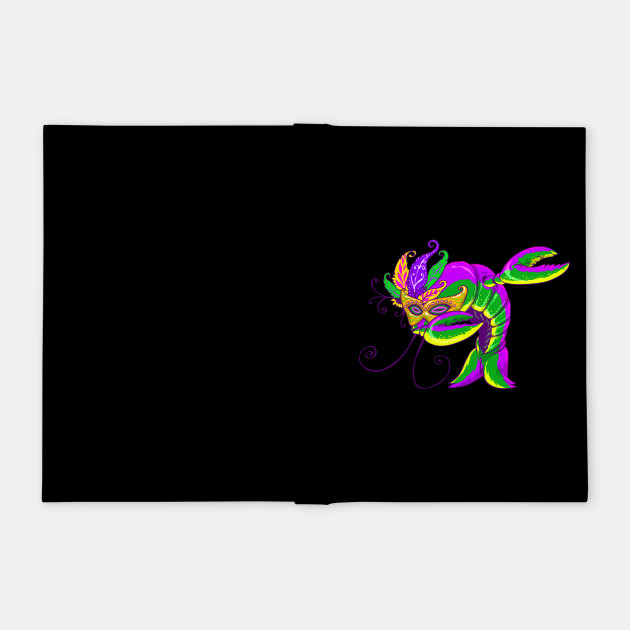Mardi Gras Dabbing Crawfish Dab Dance